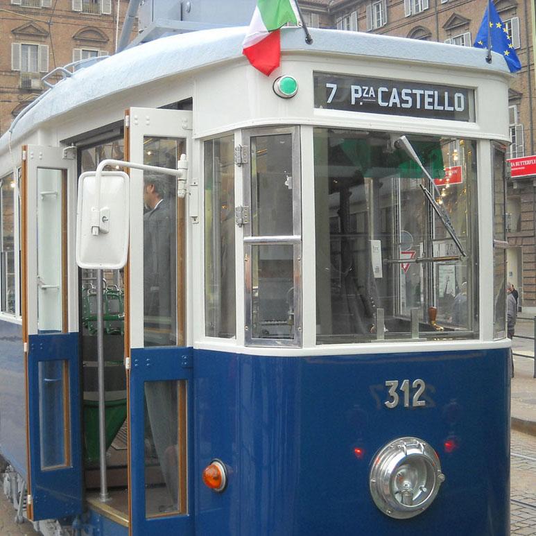 Tram storici Gtt Torino
