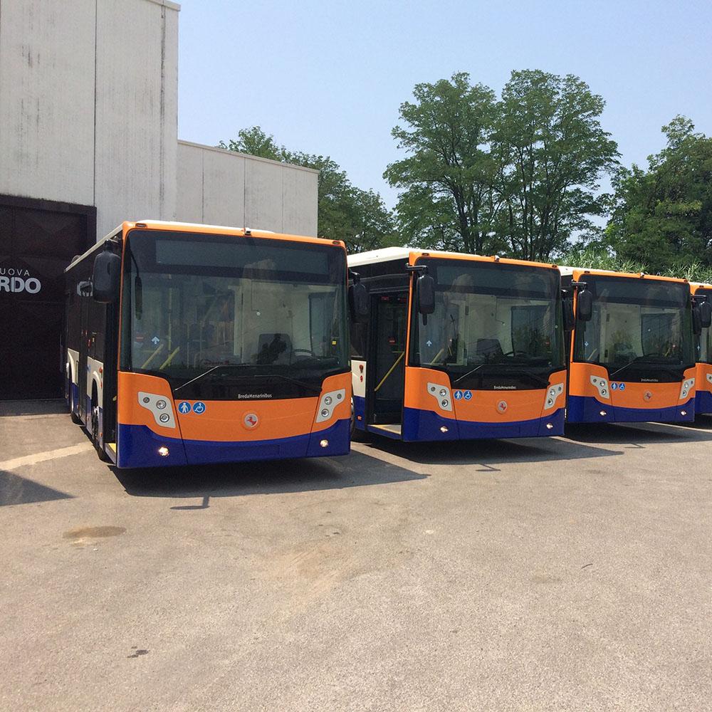 Allestimenti Autobus
